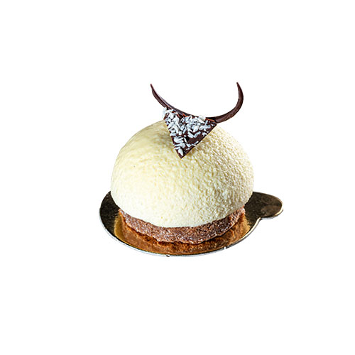 Macaron Ingwer-Sesam